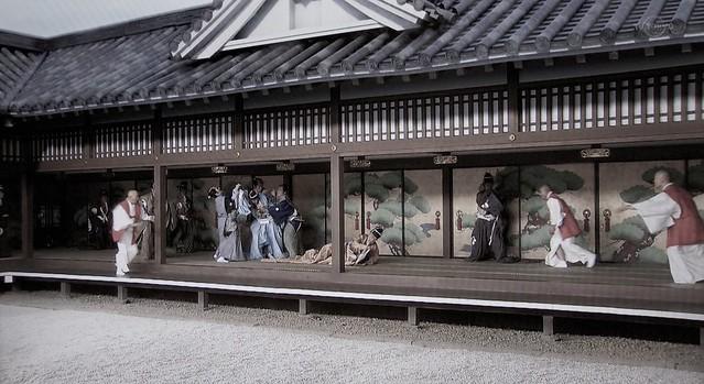 忠臣蔵 松の廊下 殿中でござる