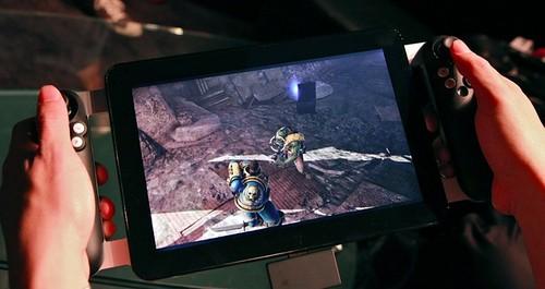 Razer Project Fiona   Windows 8 gaming tabletas