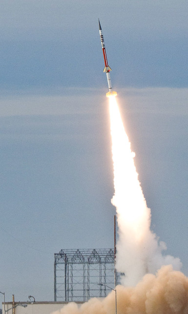NASA Rocket Successfully Launched January 11