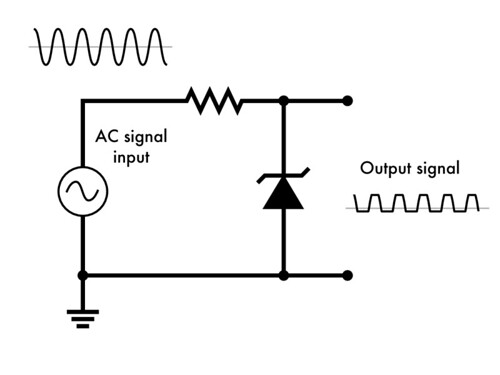 basics introduction to zener diodes evil mad scientist laboratories rh evilmadscientist com Diodes How They Work How Diodes Work in a Circuit