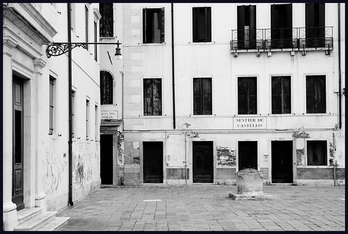 venetiaans plein by hans van egdom