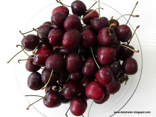 dailyhelen_cherries by dailyhelen