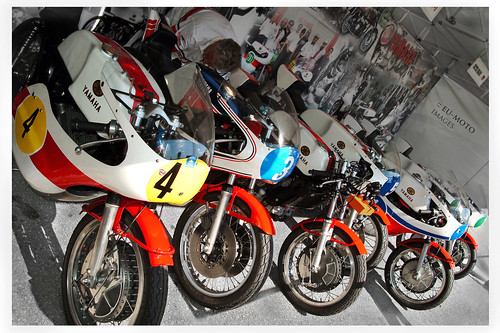 Yamaha classic Grand-Prix motorcycles ► All kinds of commercial usage incl. hyperlinks are illegal ! ►Copyright B. Egger :: eu-moto images 065