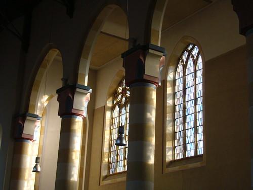 Herz-Jesu-Kirche by Jens-Olaf