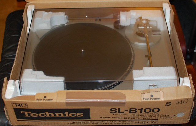 SL-B100 box