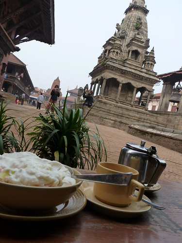 Masala Porridge (bhaktapur)