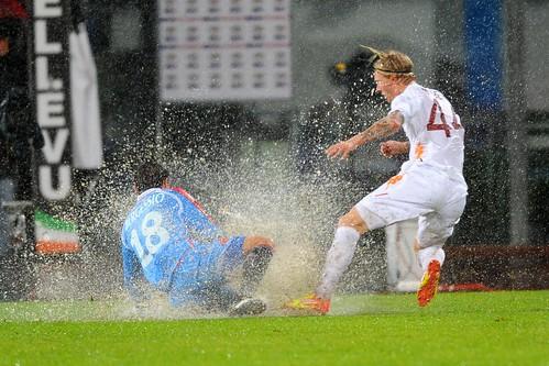 Calcio, Catania-Roma: precedenti in serie A$