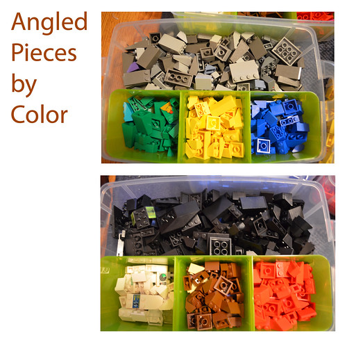 Angled Pieces