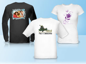 Camiseta personalizable Vistaprint (promocional)