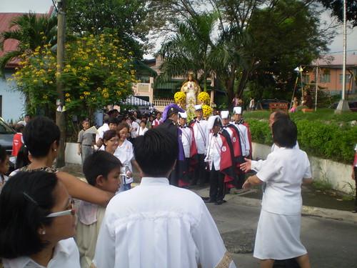 Procession start (2)