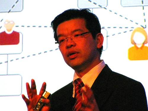Dr. CheeChin Liew, BASF Chemical