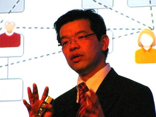 Dr. CheeChin Liew, BASF Chemical