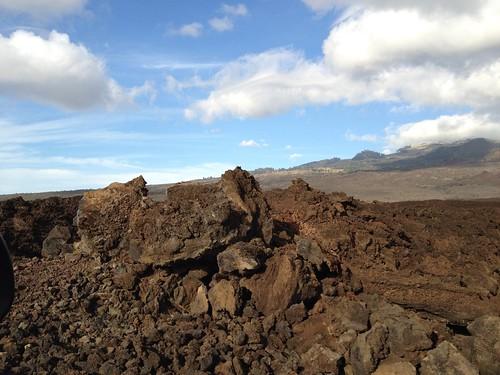 Lava flow in Ahihi Kinau Natural Reserve
