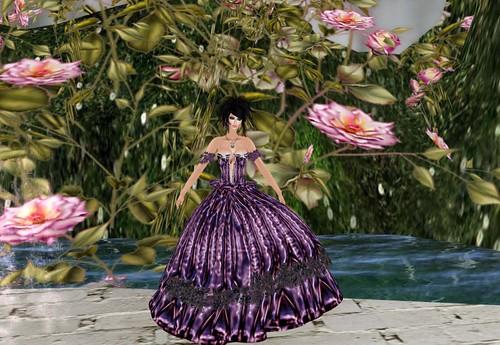 Alchemy - Samantha dress (box, groupgift) by Cherokeeh Asteria