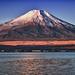 Mt. Fuji by illuminaut