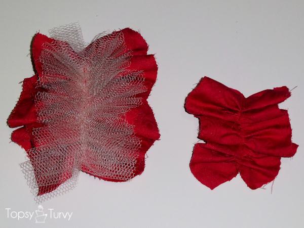 large-red-ruffled-tulle-headband-ruffling