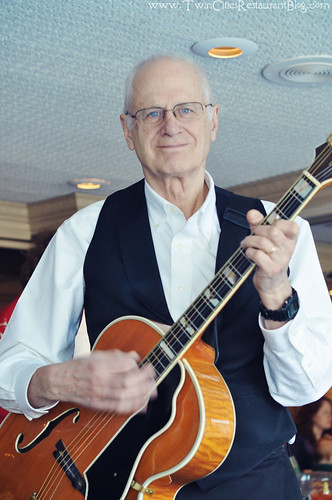 Guitarist in Jazz Trio at Kozlaks Sunday Brunch ~ Shoreview, MN