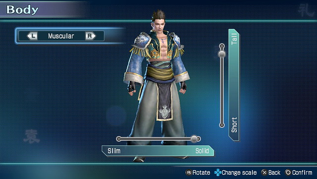 Dynasty Warriors Next Character Customization (11)