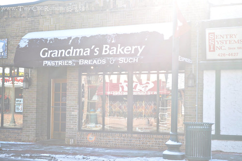 Grandma's Bakery (sunflare) ~ White Bear Lake, MN