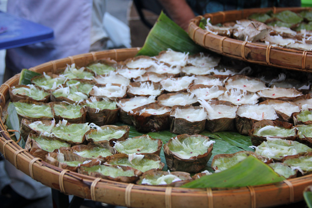 Sweet Thai Snacks
