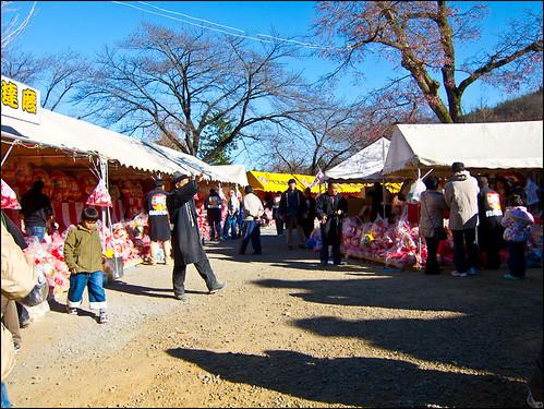 Festival del daruma