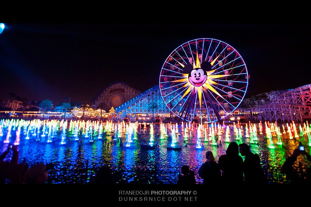 021 of 366 || Socal Day 002 - World of Color.