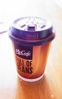 McCafe McDonald's coffe#3