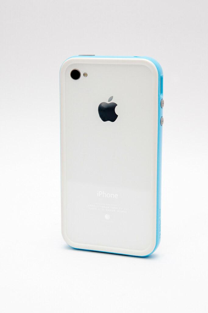 SGP iPhone 4S Neo Hybrid IIs 藍白/全白款式 @3C 達人廖阿輝