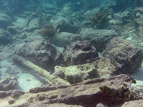 Ship Wreck from civil war