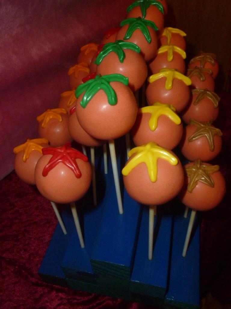 Funfetti Cake Pop Kit Directions