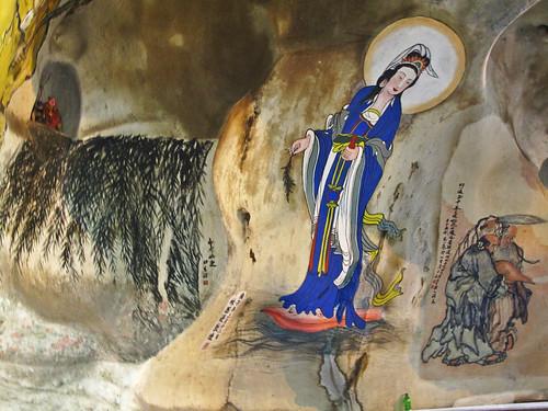 IMG_0081 Mural of Perak Cave , 霹雳洞壁画