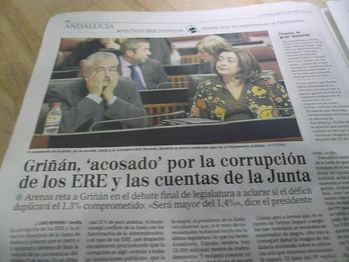El Mundo Debate Andalucía