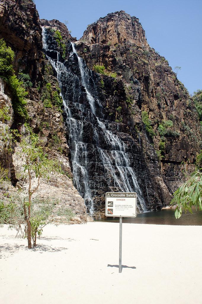 Twin Falls, Darwin, NT