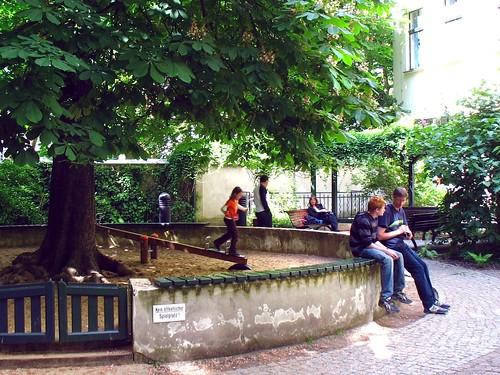 Hackesche Hofe, Berlin (c2012, FK Benfield)