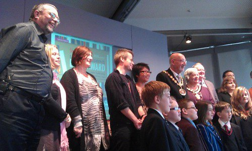 Salford Children's Book Award 2011