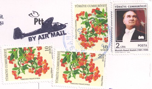 Turkey Stamps
