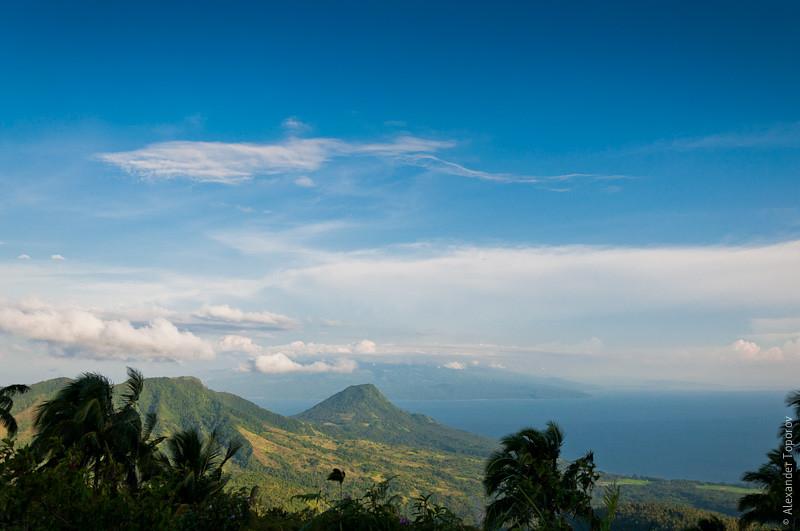 View on Mindanao