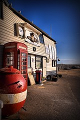Broadstairs lifeboat house