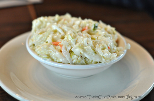 Coleslaw at Coffee Cup ~ St Paul, MN