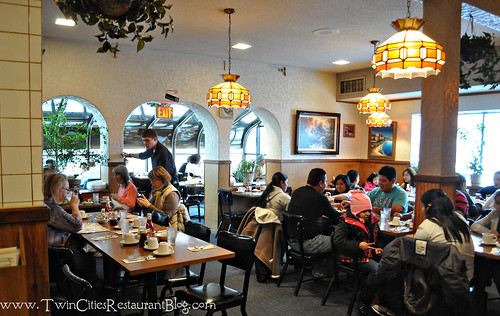 Dining Room at Coffee Cup ~ St Paul, MN