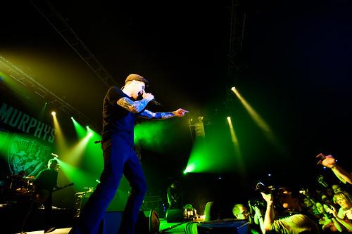 Dropkick Murphys Live Concert @ Forest National Bruxelles-4342