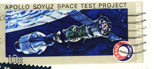 Sello Apolo-Soyuz