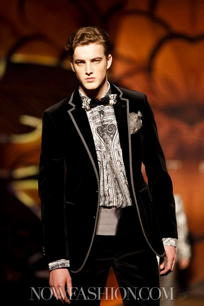 James Smith3558_FW12 Milan Etro(NOWFASHION via bilQuis@TFS)