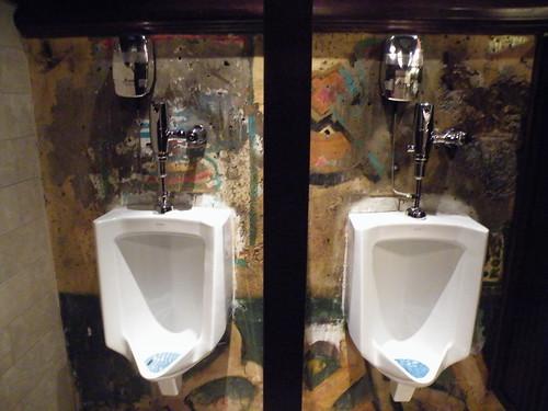 Berlin Wall Urinals
