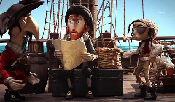 Selkirk el verdadero Robinson Crusoe de Walter Tournier