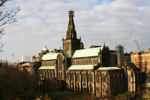 Glasgow Cathedral, Castle Street