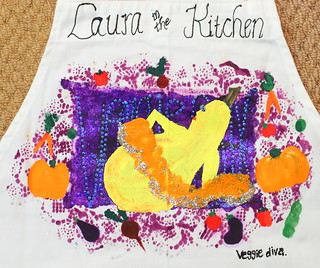 Apron for Laura
