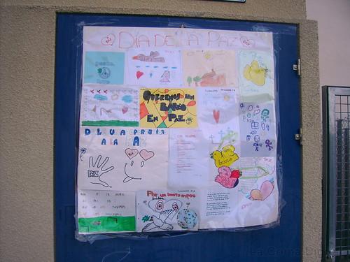 Día De La Paz 30 De Enero De 2007: Actividad Conjunta Intercolegial Y Asociativa Del Día De