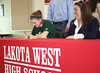 Kelly Mack signs with Wright State