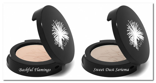 Sweet Dust Seriema+Bashful Flamingo